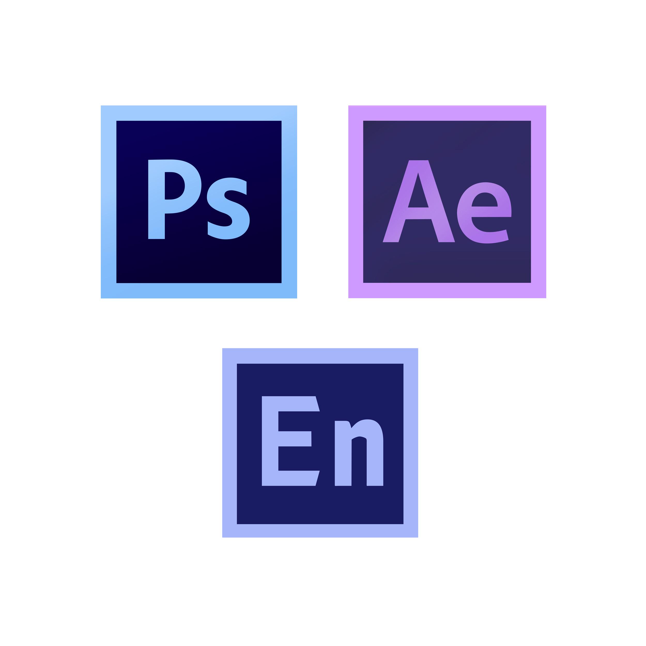 Logiciels Suite Adobe