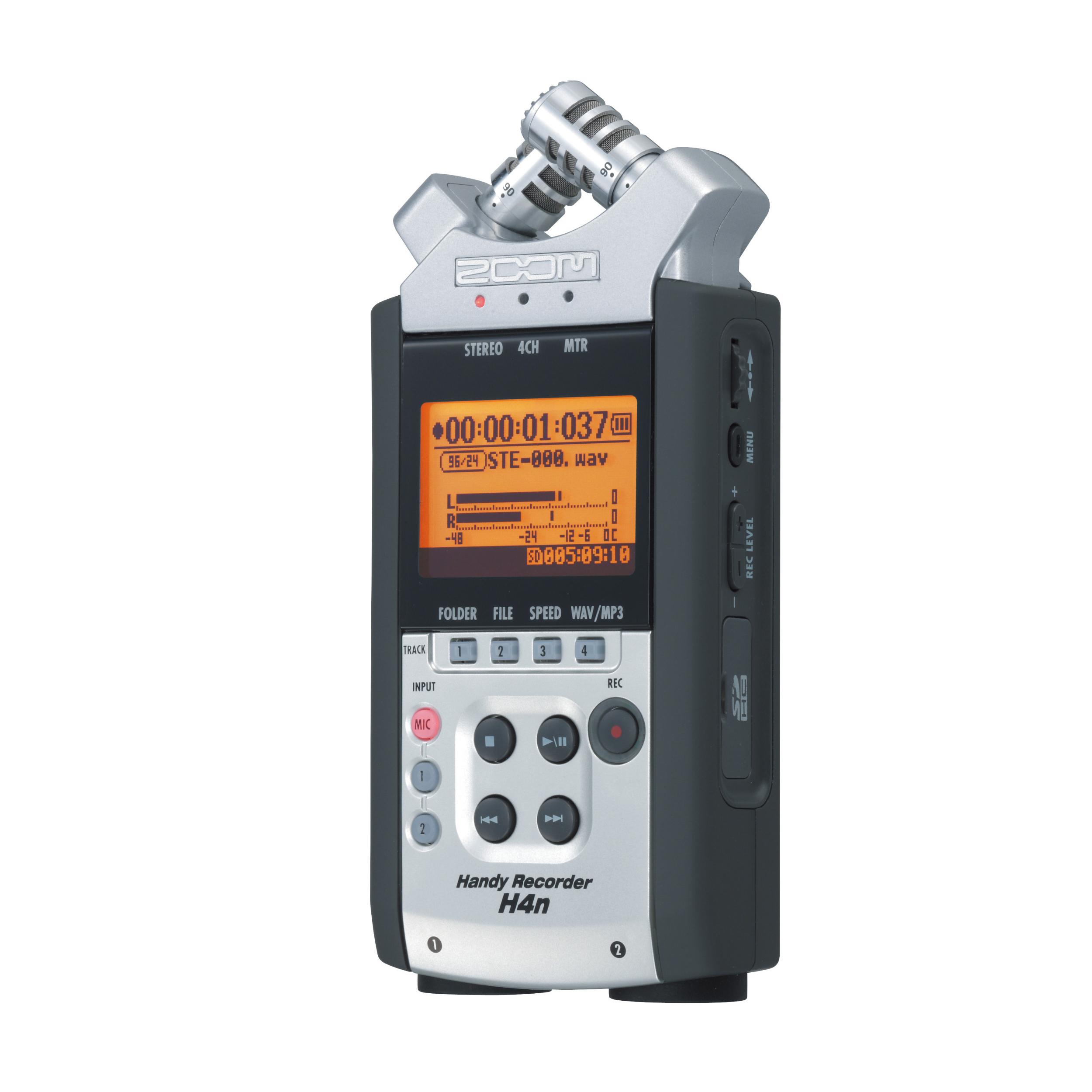 Enregistreur numérique Zoom H4n