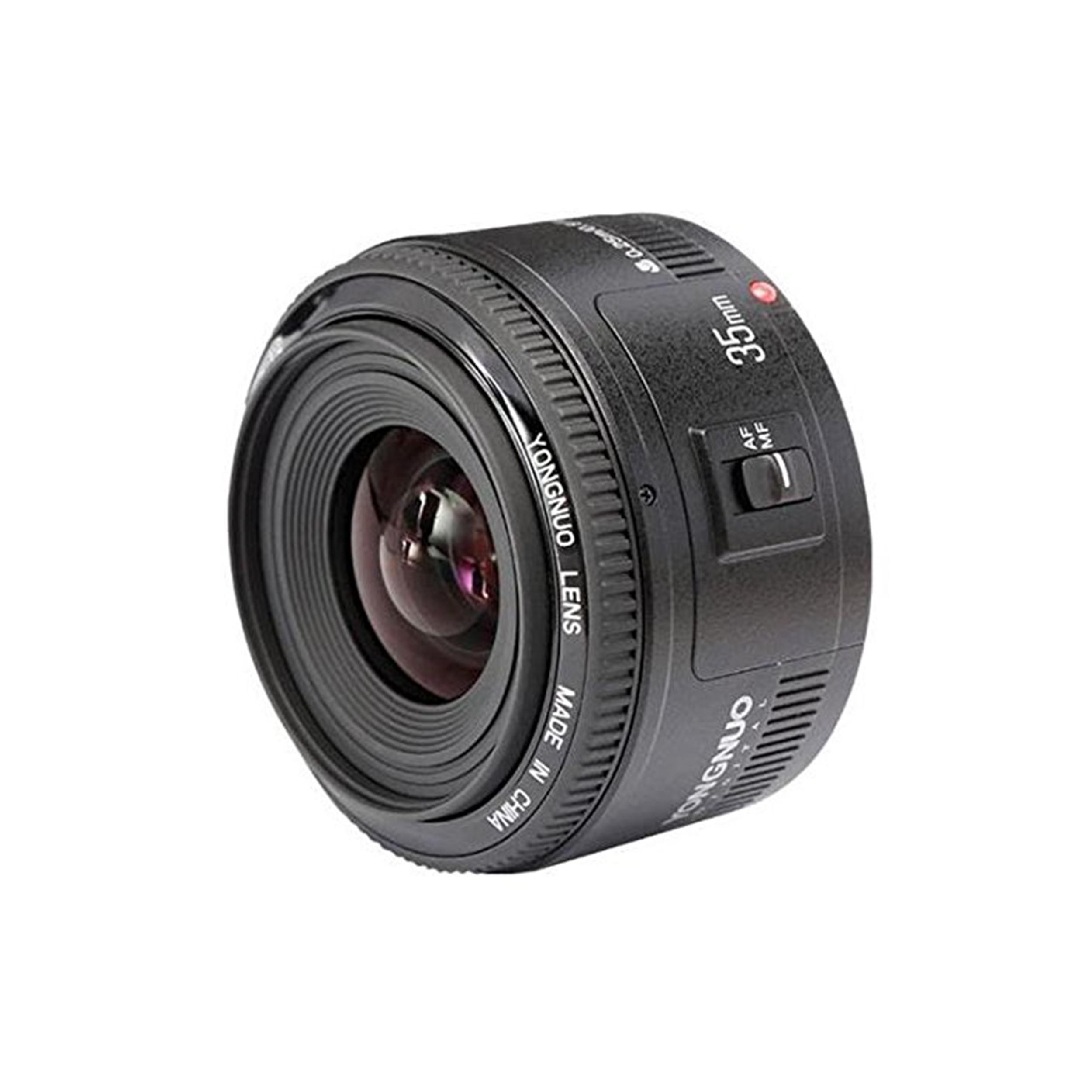 Objectif Yongnuo 35mm f2